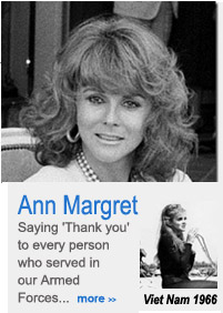 Ann Margret on saying Thanks